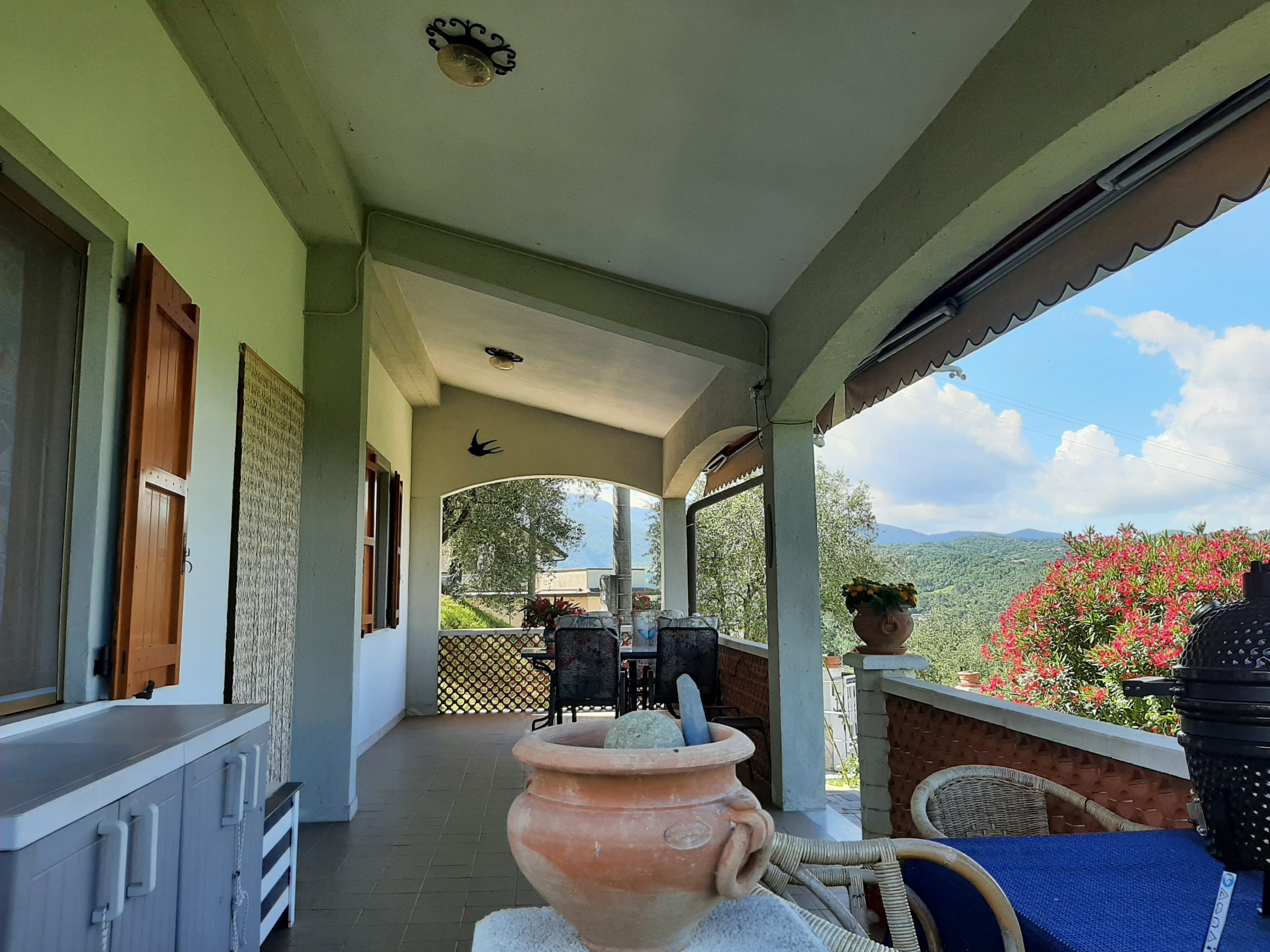 Independent panoramic Villa in Lunigiana – Tuscany at an excellent price. ref. 2428