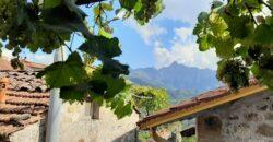 ANTICO BORGHETTO, nel cuore del paese, con sorprendente affaccio sulle Alpi apuane. 2030