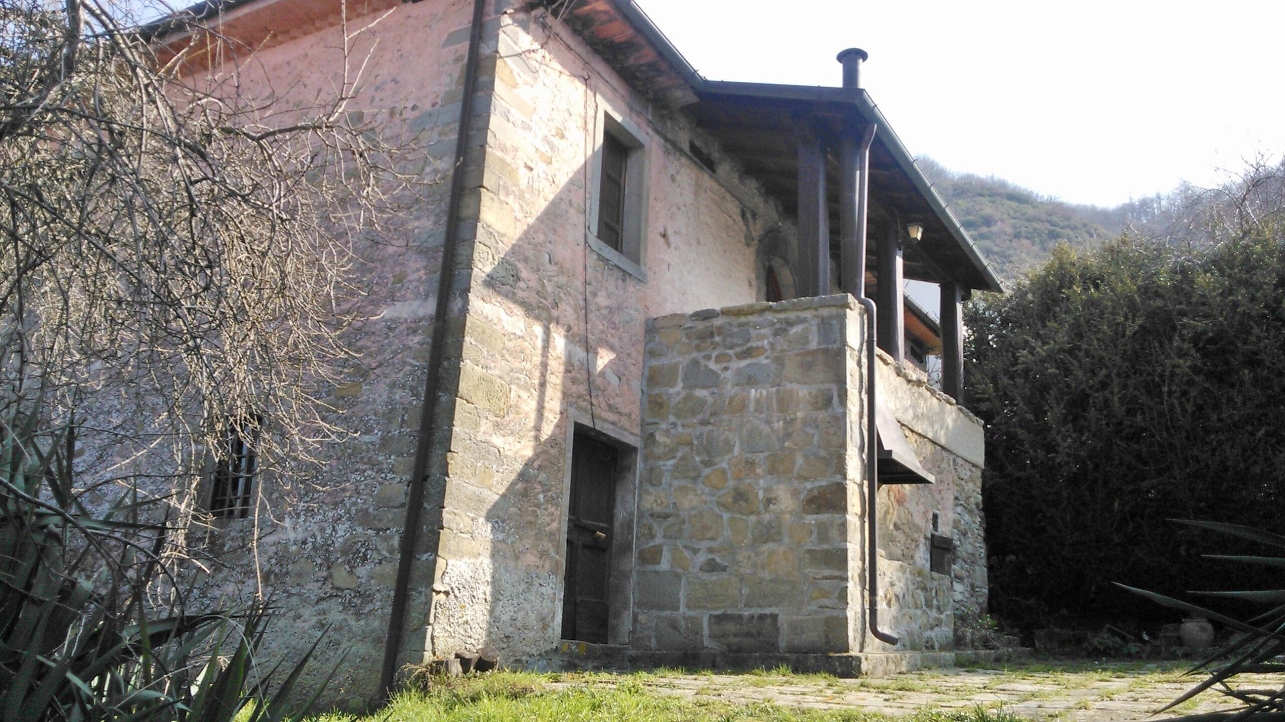 Casa Padronale, rustico, casale e terreno. Prezzo Favoloso. Da Vedere. ref.1764