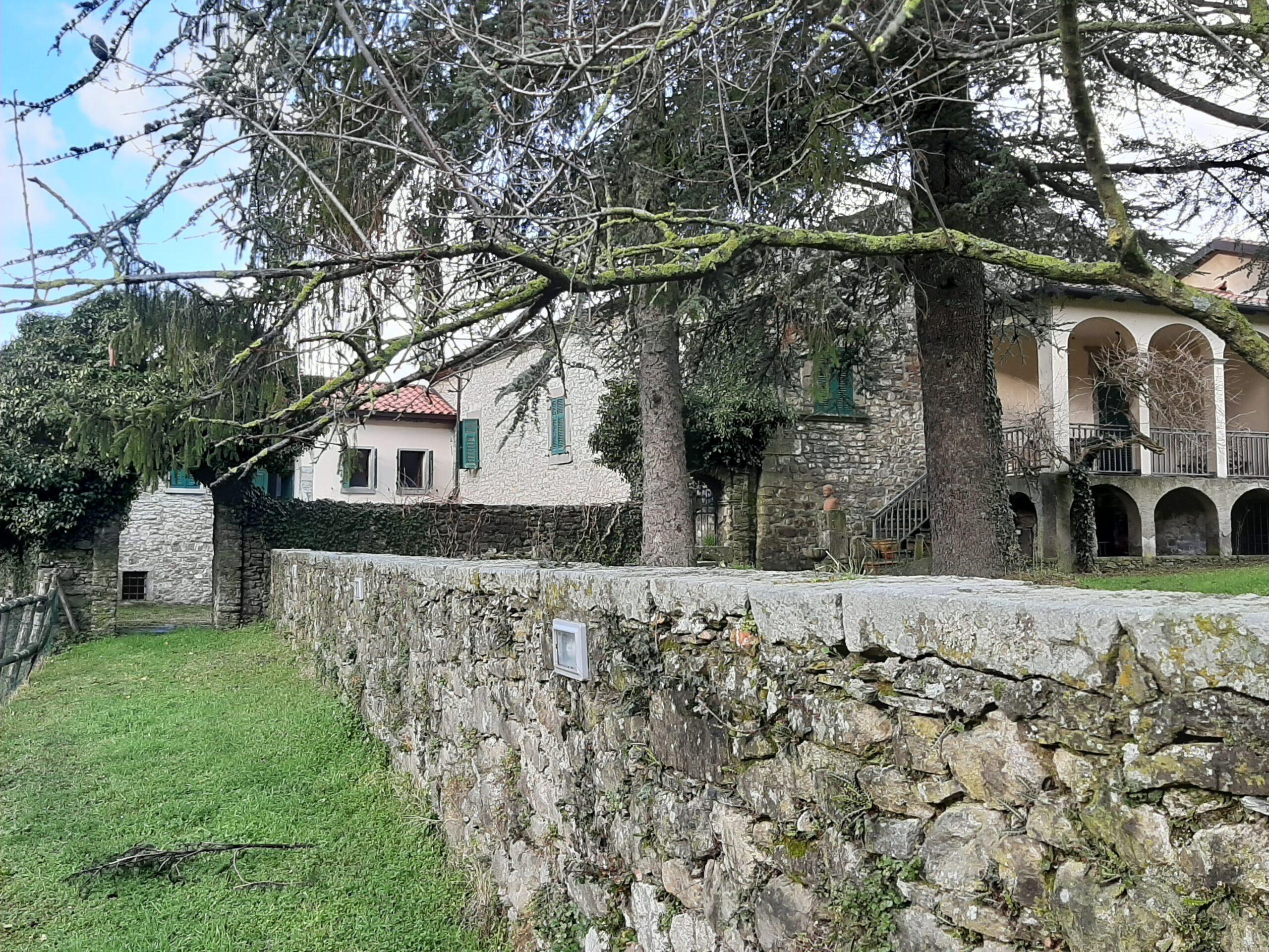 Antica Dimora Abitabile con giardino . Un Sogno . ref. 2388