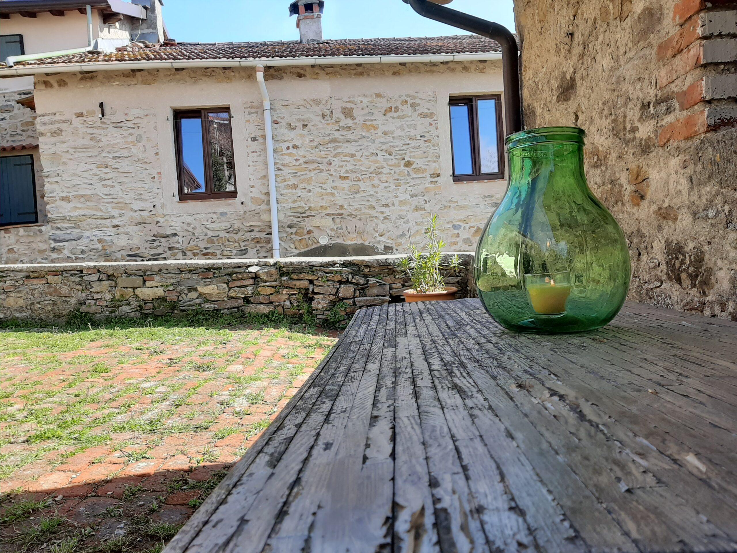 Antica casa ristrutturata dal sapore Toscano . ref. 2387
