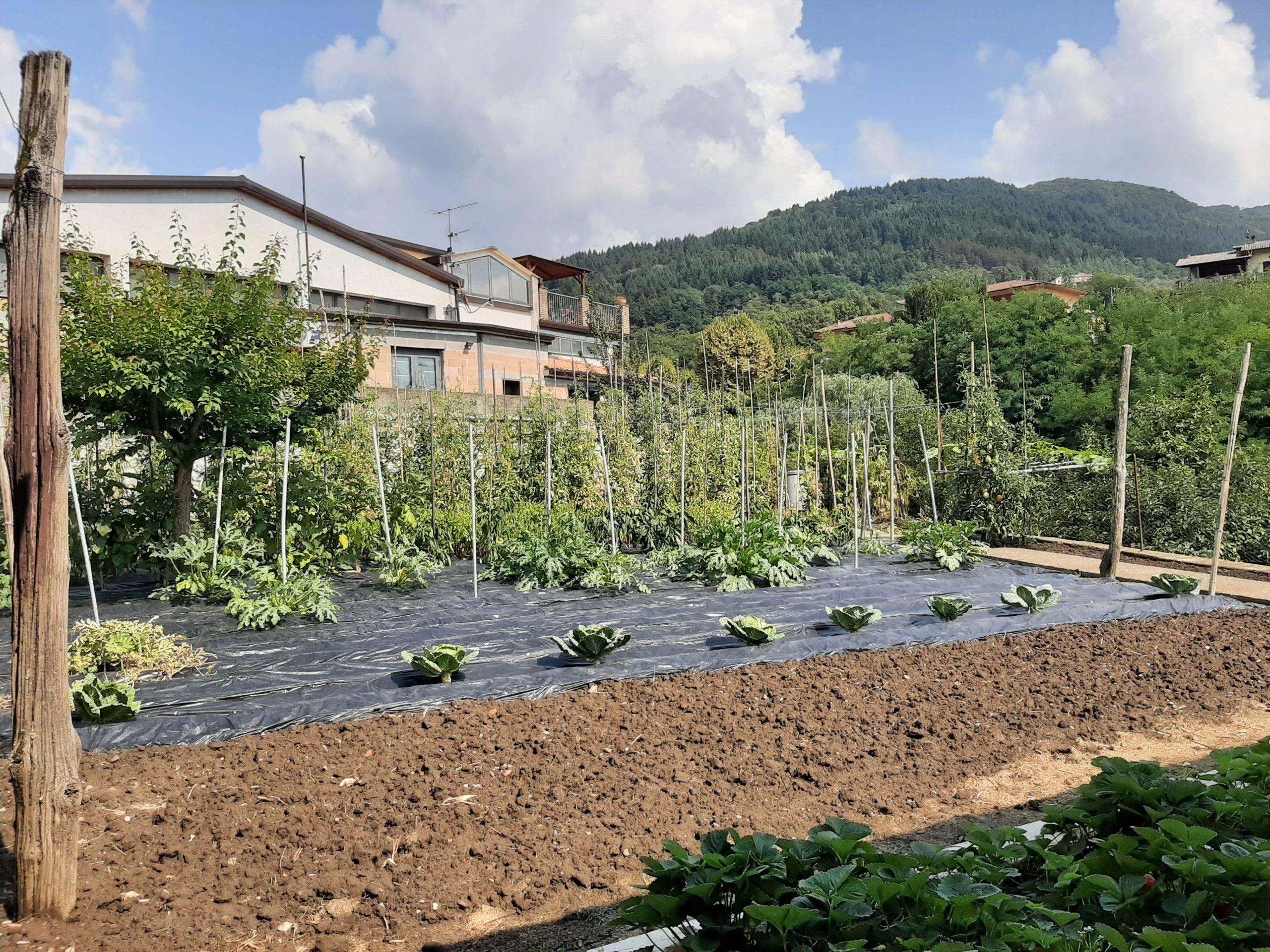 Occasione a Fivizzano : Casa indipendente con giardino in centro in zona privata e soleggiata !!! Ref.